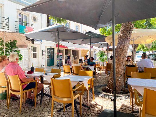 Restaurante Faro Algarve