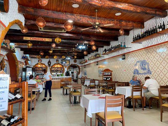Restaurante Tipico Faro Algarve